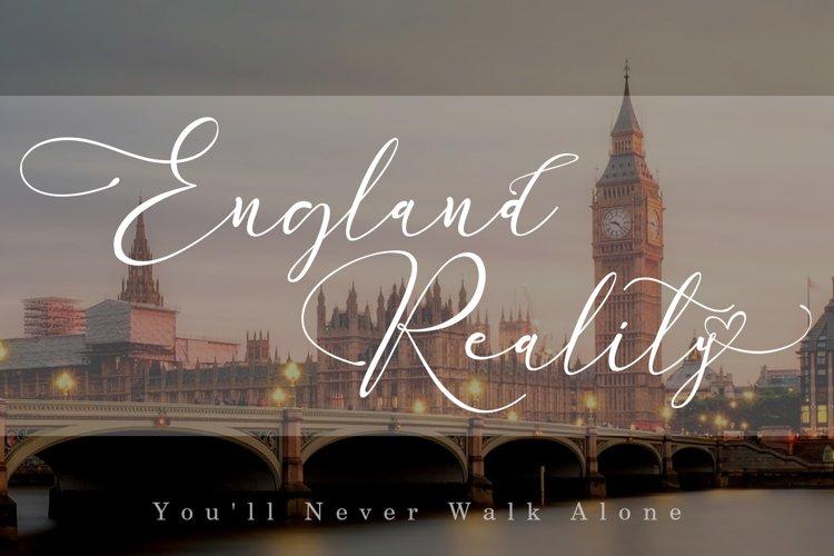 England Reality example image 1