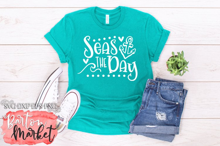 Seas The Day for Crafters