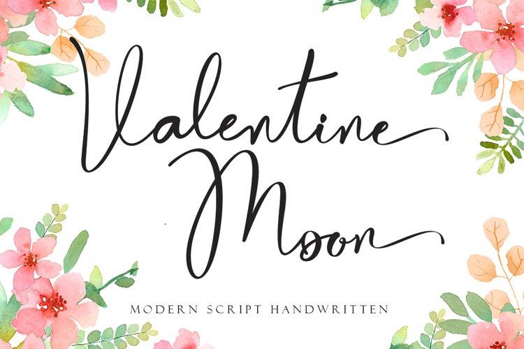 Valentine Moon example image 1