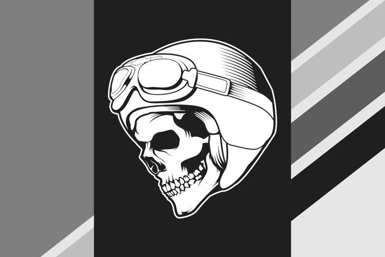 mock up clothing company, t-shirt template, skull bikers