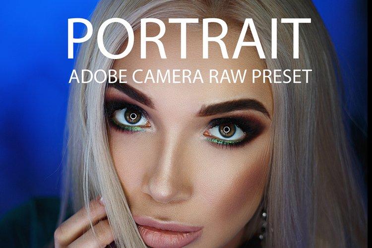 60 Camera Raw, presets portrait , desktop lightroom