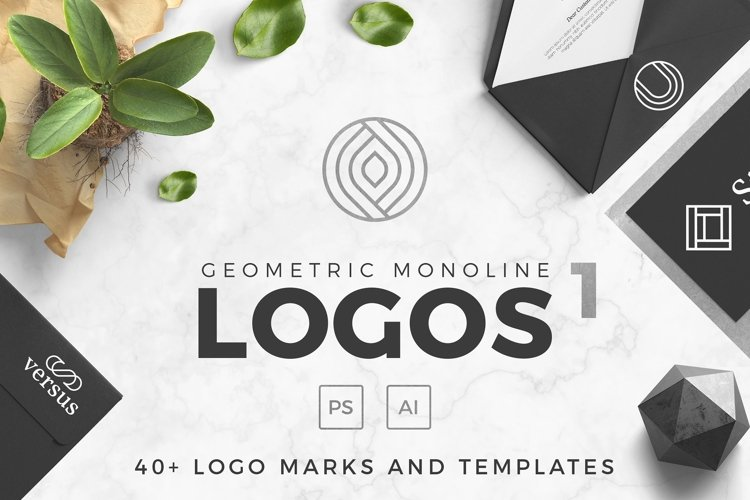 Geometric Logos vol 1