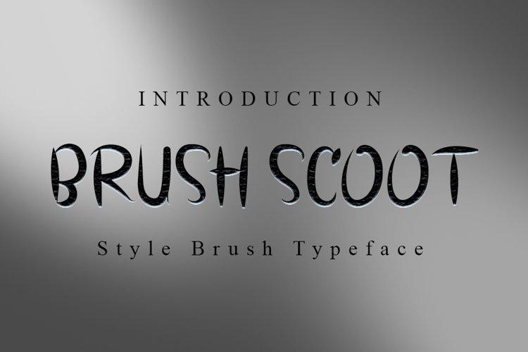 Brush Scoot example image 1