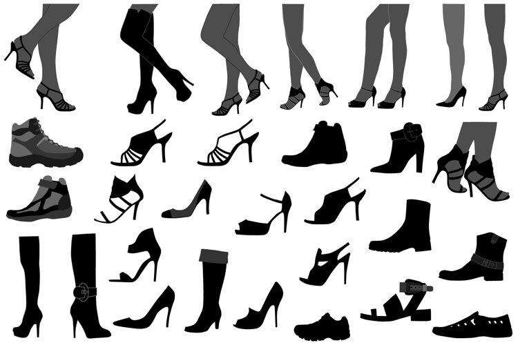 Footwear example image 1