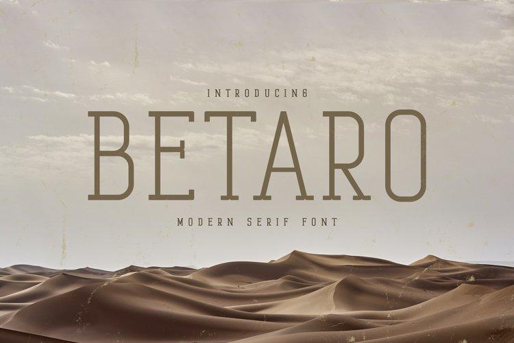 Betaro example image 1