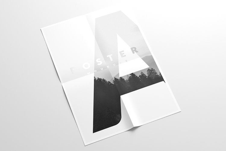 A4 Flyer Mock-Up example image 1