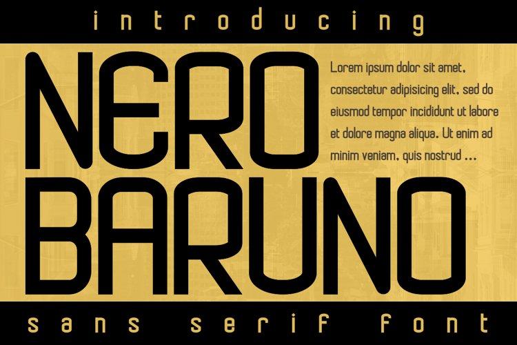Nero Baruno example image 1