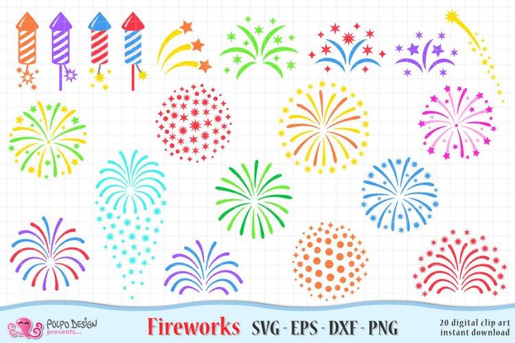 Fireworks SVG, Eps, Dxf, Png