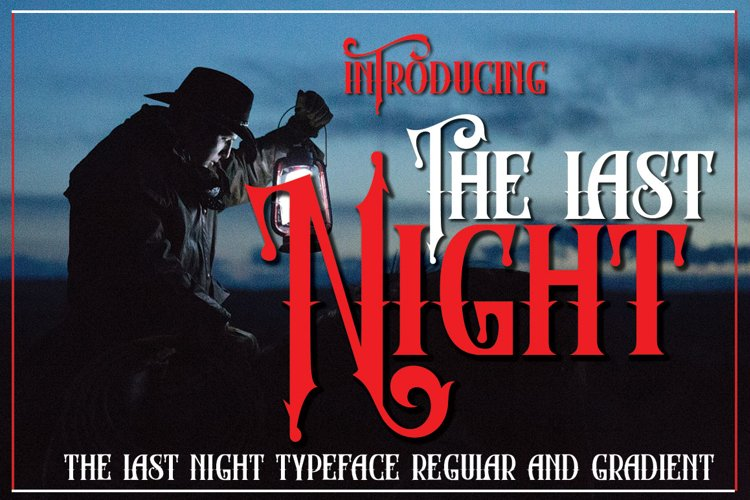 The Last Night example image 1
