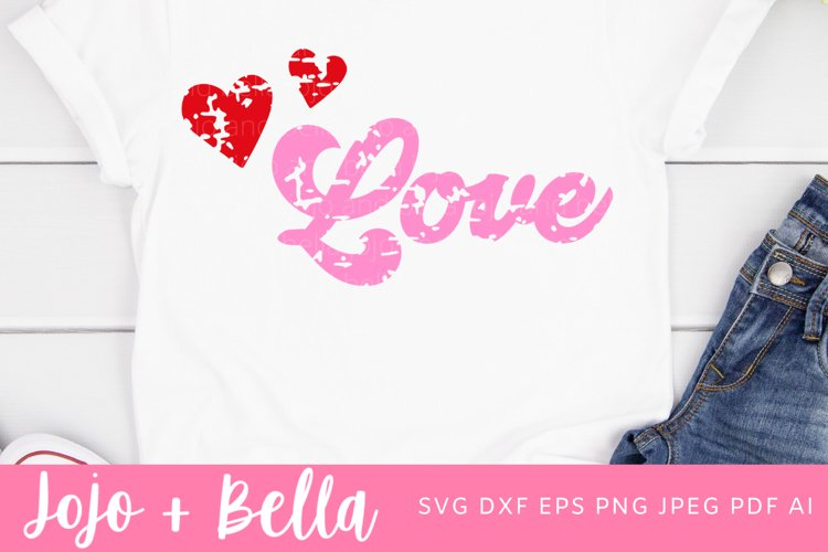 Love Svg | Valentines Day SVG | Love Shirt Svg example image 1
