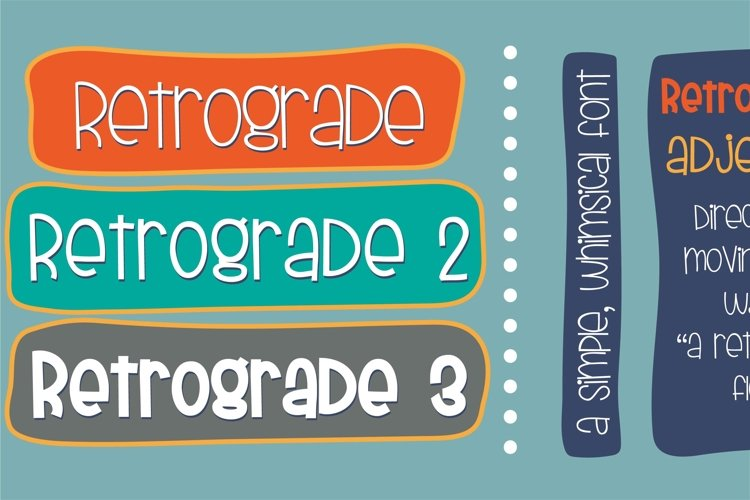 ZP Retrograde example image 1