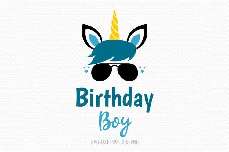 boy unicorn svg, unicorn eyelashes, boy unicorn birthday svg example image 1