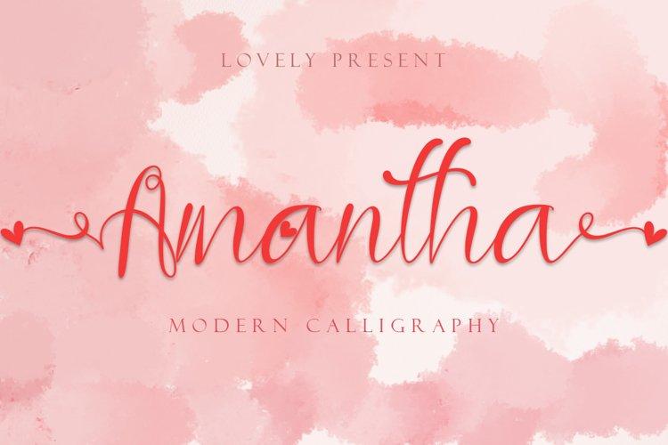 Amantha example image 1