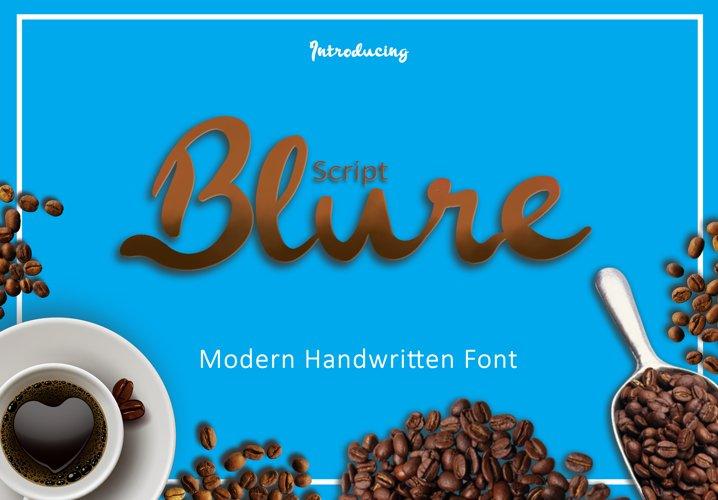 BLURE Script example image 1