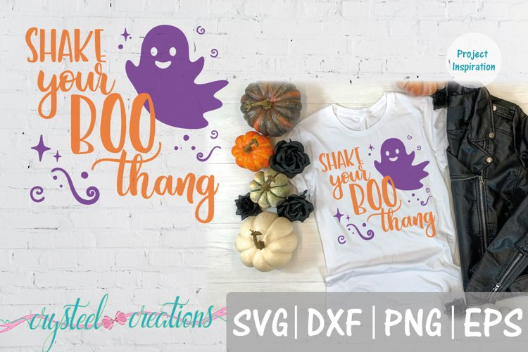 Shake your boo thang SVG, DXF, PNG,EPS example image 1