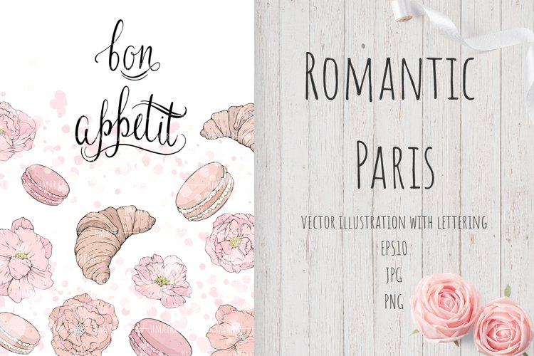 Romantic Paris Card#7 example image 1