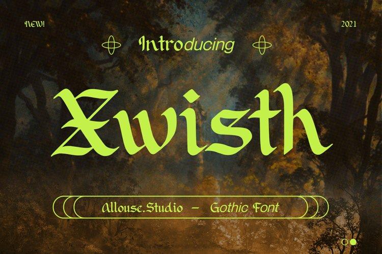Xwisth example image 1