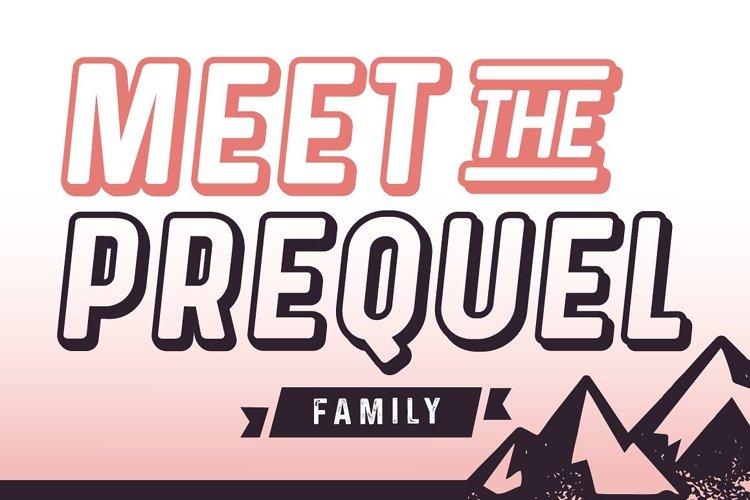 Prequel - Full Family  example image 1