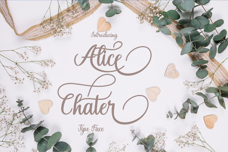 Alice Chater example image 1