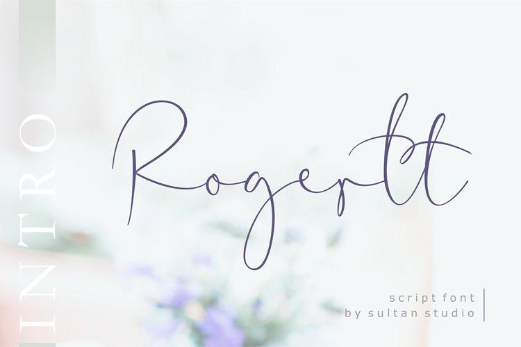 Rogertt example image 1