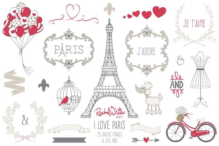 I Love Paris example image 1