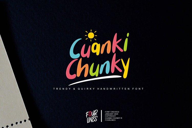 Cuanki Chunky example image 1