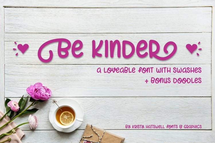 Be Kinder example image 1