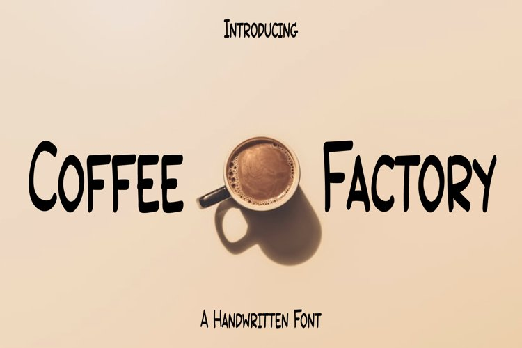 Coffee Factory example image 1
