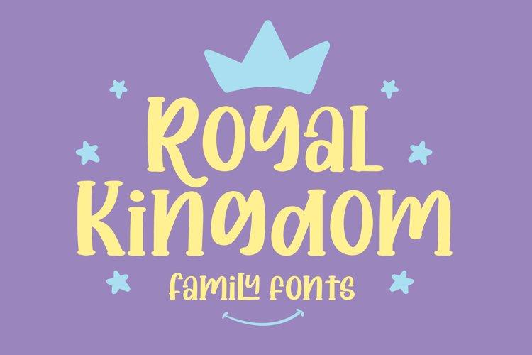 Royal Kingdom Family