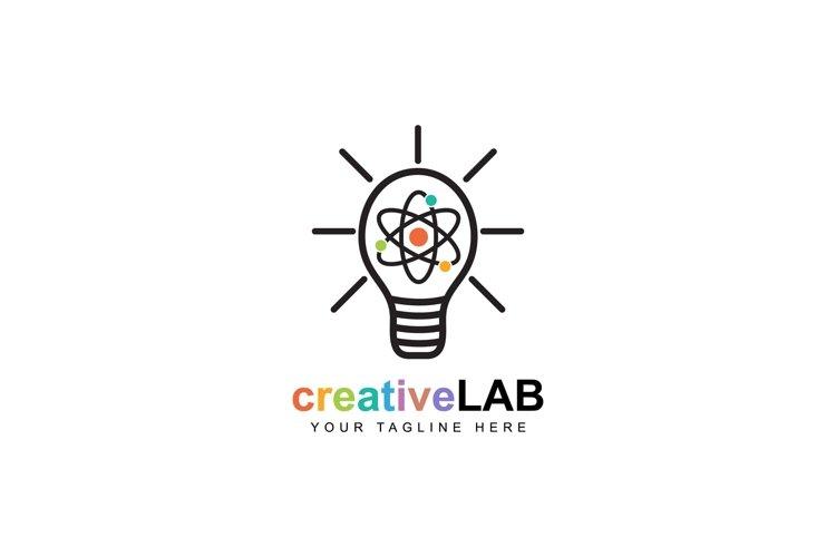 creative lab logo example image 1