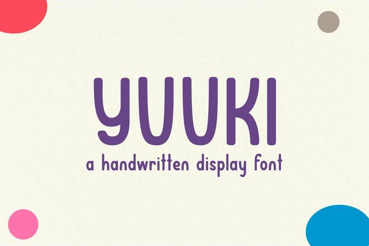 Yuuki example image 1