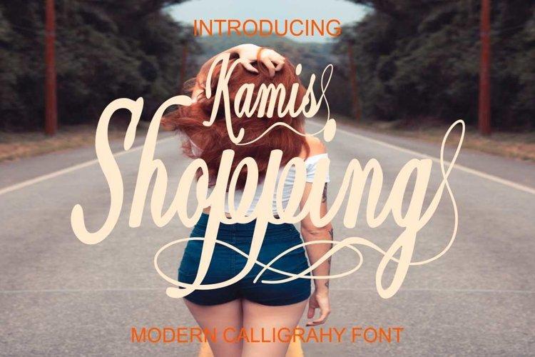 Shopping Kamis example image 1