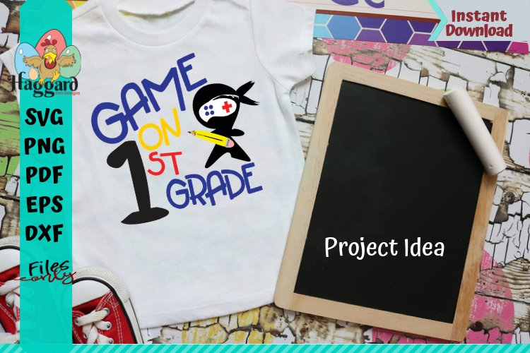 Game on 1st Grade example image 1
