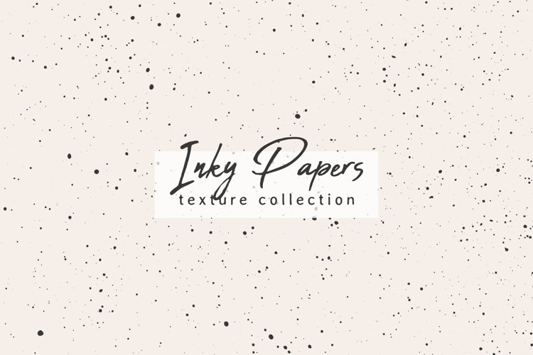 Inky Papers Texture Collection