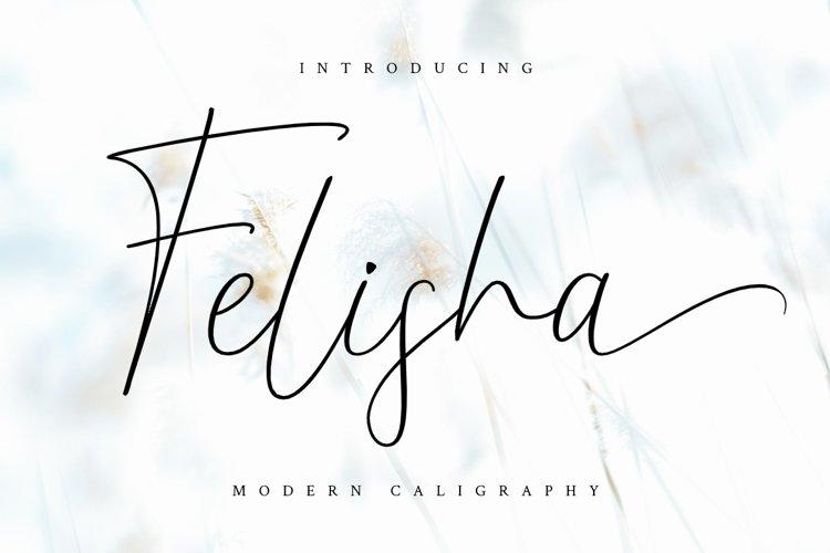 Felisha example image 1