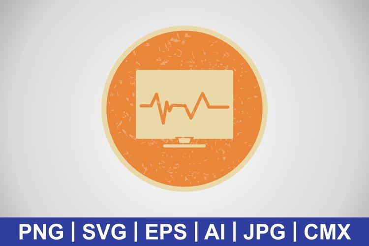 Vector Pulse Icon