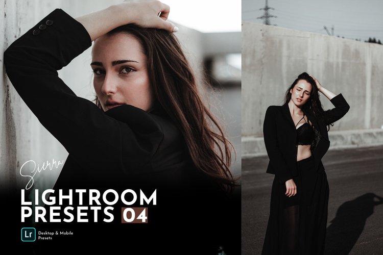 Sierra Lightroom Presets Pack