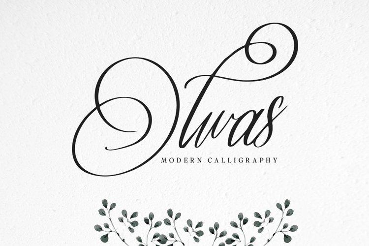 Olwas Script (Extra bonus 200+ ornaments)