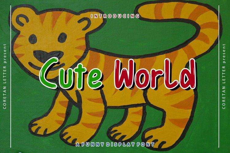 Cute World example image 1