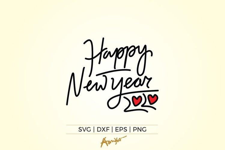 Happy New Year 2020 example image 1