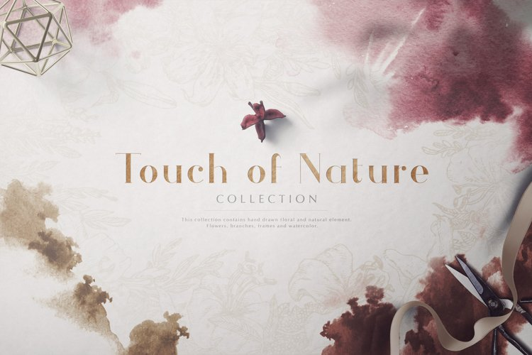 Touch of Nature Collection example image 1