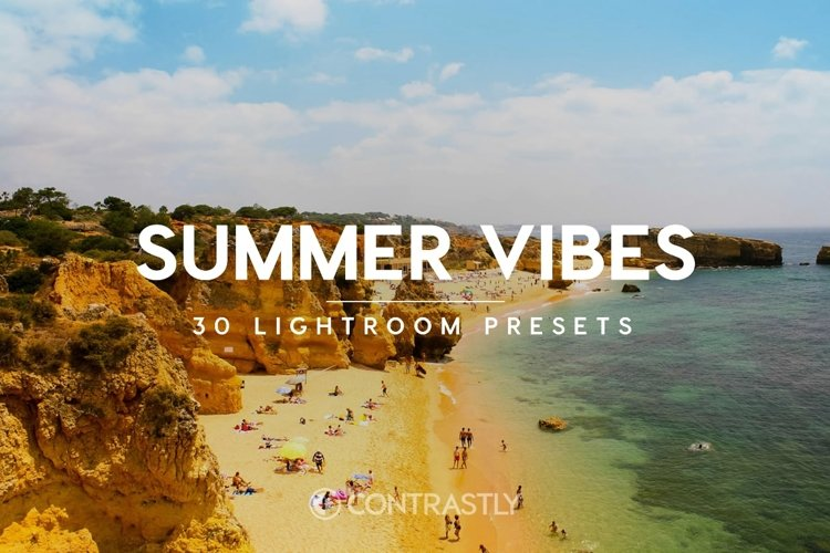 Summer Vibes Lightroom Presets example image 1