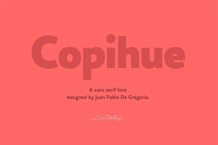 Copihue example image 1