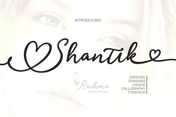 Shantik Script example image 1
