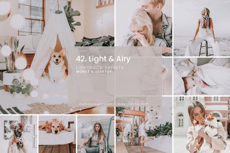 42. Light & Airy example image 1