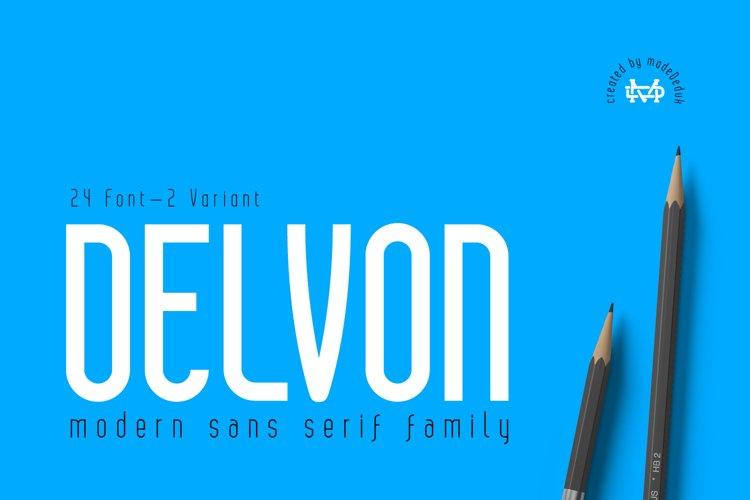 Delvon Family example image 1