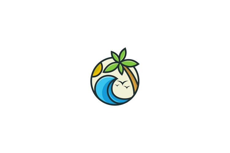Beach Logo example image 1