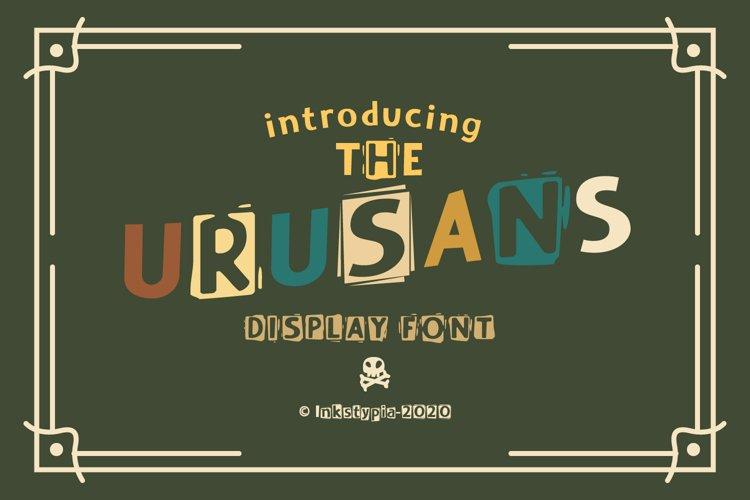 Urusans example image 1