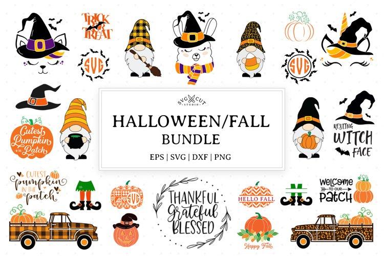 Halloween Bundle SVG, Fall Bundle SVG Files