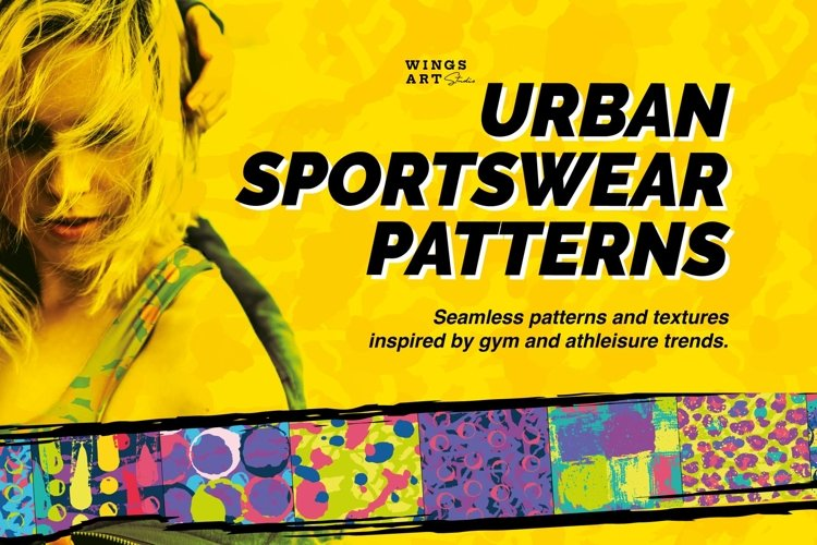 Sportswear Patterns example image 1